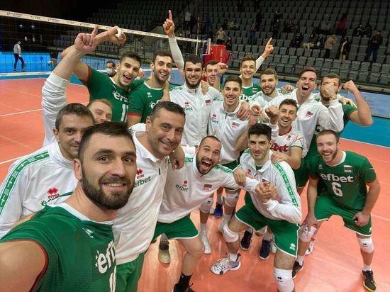Волейболист «Енисея» помог сборной Болгарии пробиться на чемпионат Европы