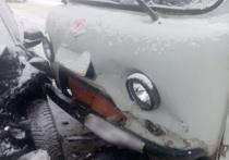 В Воронежской области произошло ДТП, в котором пострадал ребенок
