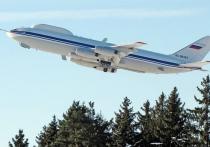 Полиция задержала подозреваемого по делу кражи оборудования из воздушного командного пункта Ил-80, известного как «самолет Судного дня»