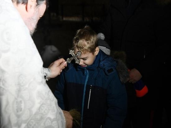В Крещенскую ночь безопасность волгоградцев обеспечивали 500 полицейских