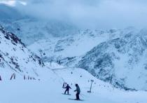 С 18 января после схода лавины на Домбае закрыли горнолыжные курорты «Архыз» и «Эльбрус»