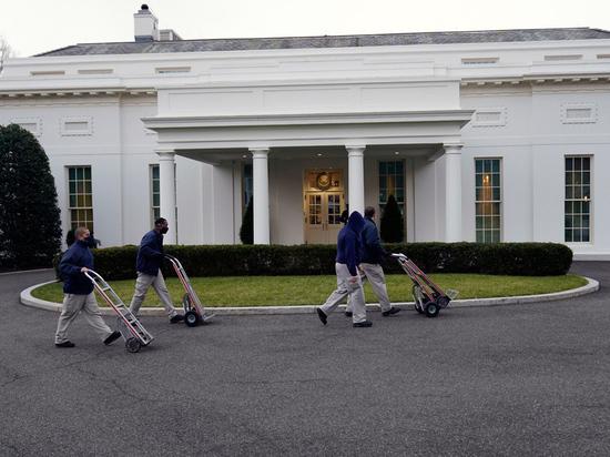 Генеральная уборка по-американски