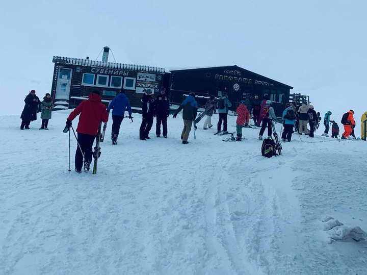 Россиянка описали ад на горнолыжных курортах Кавказа