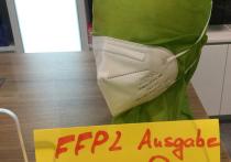 Обязательное ношение немцами респираторов FFP2 вместо масок оценил врач