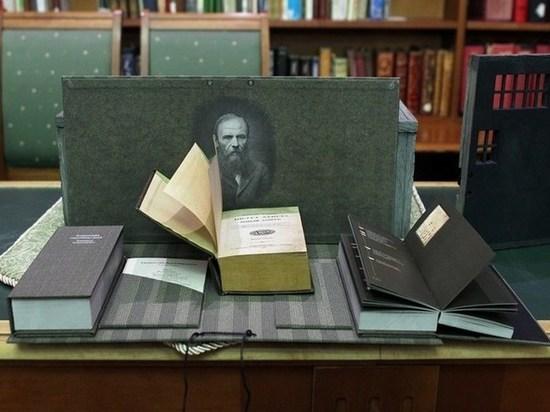 Омские библиотеки запустили акцию в честь юбилея Федора Достоевского
