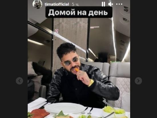 Бывшая девушка рэпера Тимати Анастасия Решетова всерьез напугала своих поклонников, выложив фото из больницы