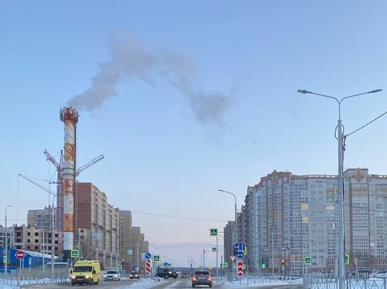 Самые сильные морозы в Омске будут на выходные
