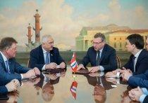 Александр Бурков подписал соглашения с двумя ведущими российскими университетами