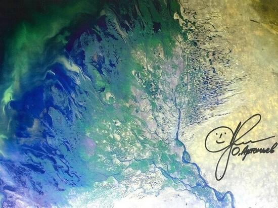 Космонавт Олег Артемьев в Кирове покажет, как выглядит Земля с МКС