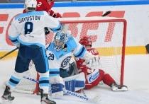 ХК «Сибирь» потерпел поражение в Подольске