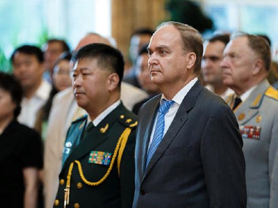 "Посол: санкции США по ""Северному потоку — 2"" противоречат международному праву"