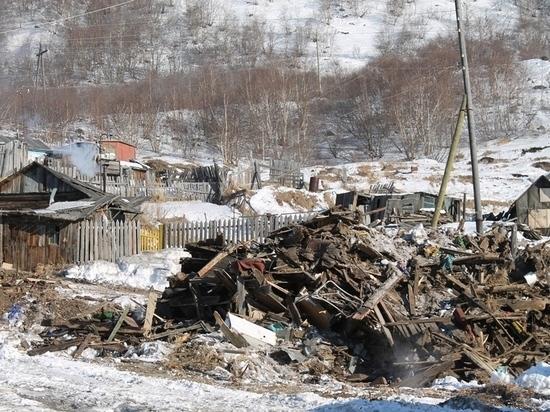 Две сотни гаражей и сараев планирует снести мэрия Магадана