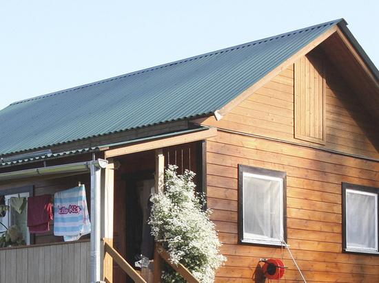 В России запустят ипотеку на деревянные дома