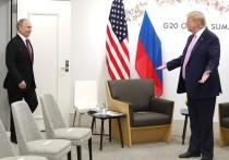 Сенатор оценил слова о беседе Трампа с Путиным перед штурмом Капитолия