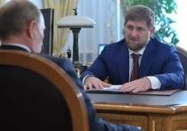 Кадыров доложил Путину о полной победе над боевиками в Чечне
