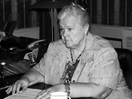 Советская и российская режиссерка Ренита Григорьева скончалась на 90-м году жизни