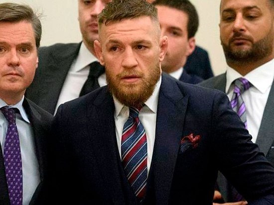 На ирландца подали в суд за дело двухлетней давности