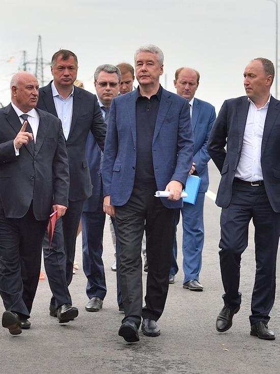 Соединить Москву