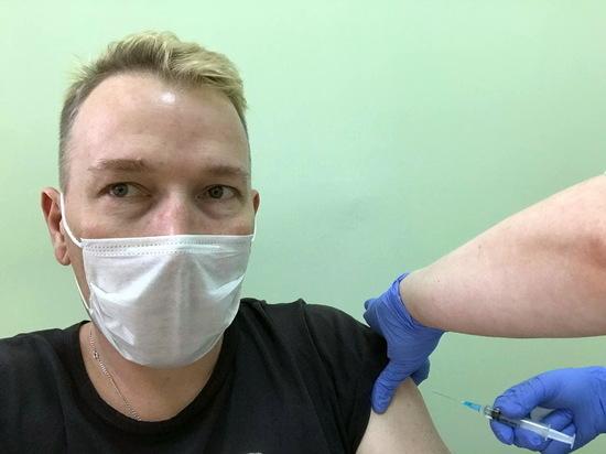 Главред ИА «МедиаПоток» рассказал о прививке от коронавируса