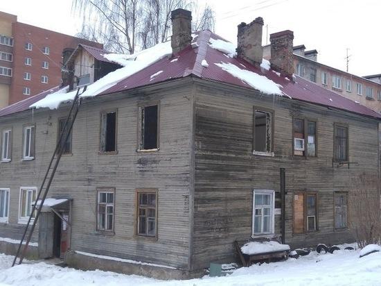 Участки из-под снесённых аварийных домов в Карелии застроят коттеджами