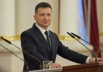Конституционный кризис на Украине: Зеленский развязал войну с председателем КС