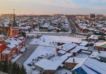 Мороз и снегопады вернулись в Омск