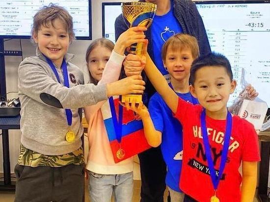 Юный шахматист из Калмыкии показал лучший результат на  первенстве Москвы