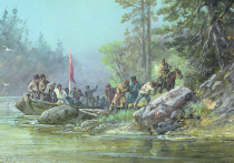О том, как русские земли начали прирастать Сибирью