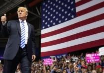 Согласно результатам опроса среди граждан США, теперь уже бывший президент Дональд Трамп не выполнил своих предвыборных обещаний, пишет Politico со ссылкой на данные Morning Consult