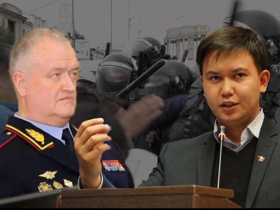 «Это бред какой-то»: депутат-коммунист Баир Цыренов наполовину проиграл суд МВД Бурятии
