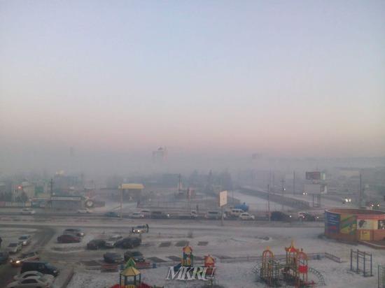ПДК фенола превышена в двух районах Читы почти в два раза