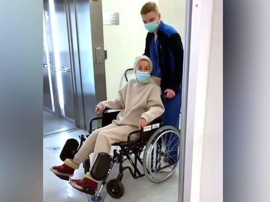 Звездная жена экс-хоккеиста «Сибири» попала в инвалидное кресло после коронавируса