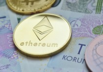 Криптовалюта Ethereum, являющаяся основным конкурентом биткоина, в будущем может рекордно подорожать, сообщает Bloomberg