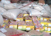 130 тонн вредной продукции запретили провозить в Оренбургскую область