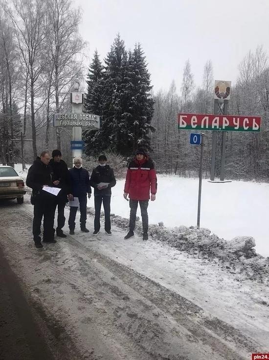 2 тысячи нелегалов поймали псковские пограничники