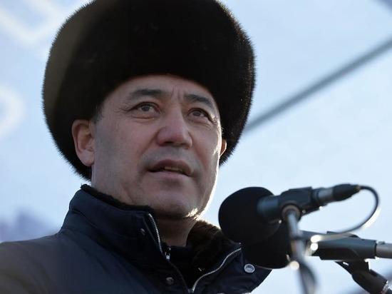Новый президент Кыргызстана сложил полномочия премьер-министра