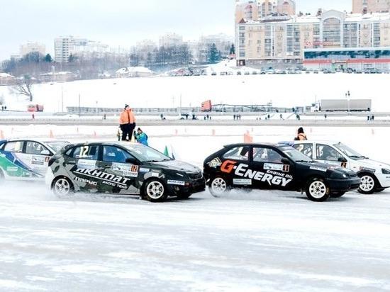 В Чебоксарах пройдет третий этап Кубка России по ледовым автогонкам