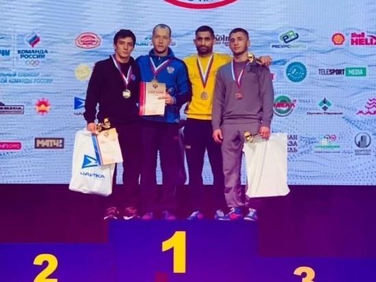Борец из ЯНАО завоевал «бронзу» на чемпионате России
