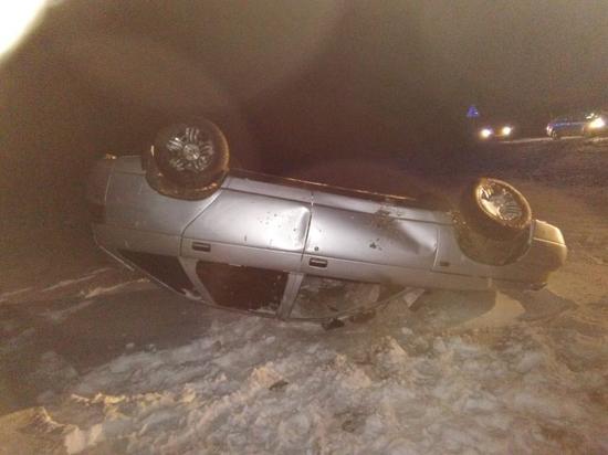 В страшной аварии в Шушенском районе погибла 27-летняя девушка