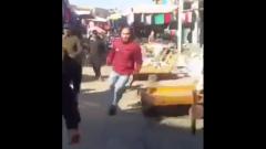 Опубликовано видео теракта в Багдаде