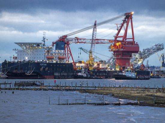 Глава МИД Германии Хайко Маас не исключил варианта полного закрытия проекта газопровода «Северный поток-2» из-за американских санкций