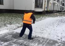 Смольный призвал горожан приготовиться к сильному снегопаду