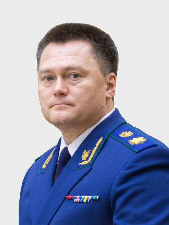 Генпрокурор Краснов прокомментировал арест Навального
