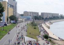 Стоимость набережной в Омске опять 7 млрд рублей