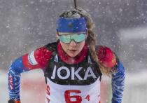 Биатлонистка Лиза Тереза Хаузер из Австрии победила в индивидуальной гонке на седьмом этапе Кубка мира в итальянском Антхольце, завоевав свое первое золото этапа Кубка мира