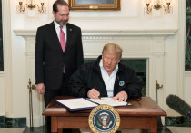 Перед тем, как опустить занавес над своей администрацией, Дональд Трамп помиловал 73 человека и уменьшил сроки наказания еще семидесяти