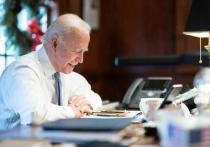 Президент США Джозеф Байден распорядился собрать всю информацию о предполагаемых агрессивных действиях России