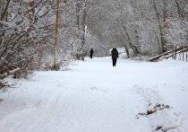 На выходных в Красноярске отступят морозы