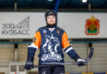 Кемеровский хоккеист впервые попал в сборную России