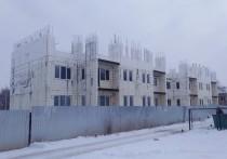 Дом для детей-сирот в Знаменске обещают достроить в этом году